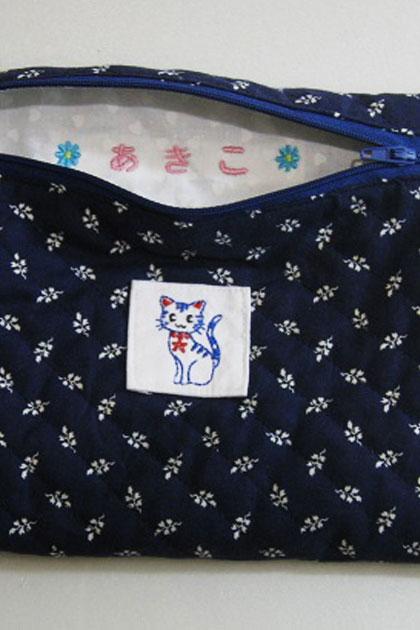 ラブキモノ刺繍 刺繍写真
