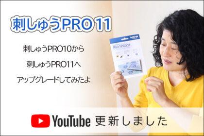 """<span class=""""title"""">ブラザー刺しゅうPRO11へのアップグレード方法</span>"""